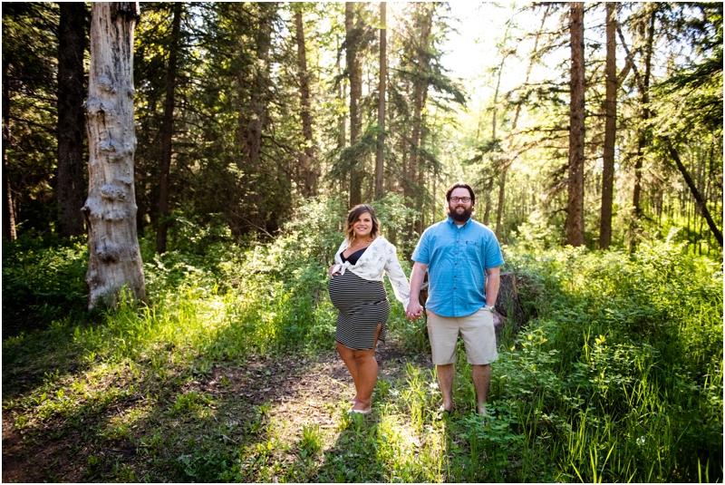 Calgary Maternity Photos - Fish Creek Park