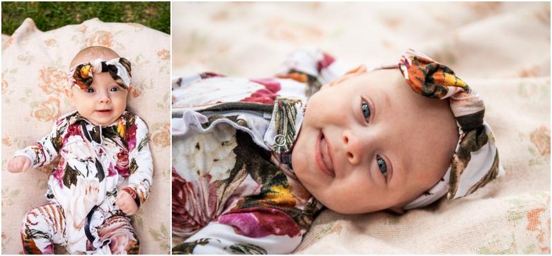 Outdoor Newborn Photographer Okotoks