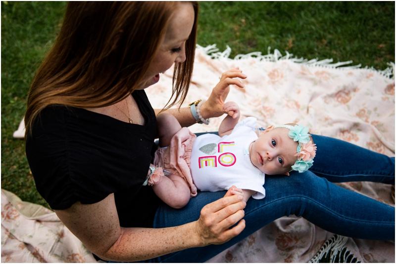 Outdoor Newborn Photos Okotoks
