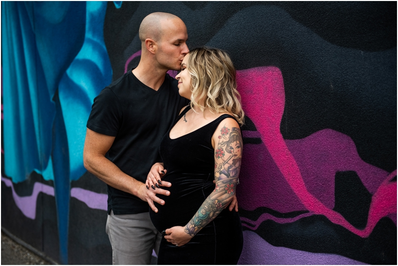 Urban Maternity Photographer Calgary