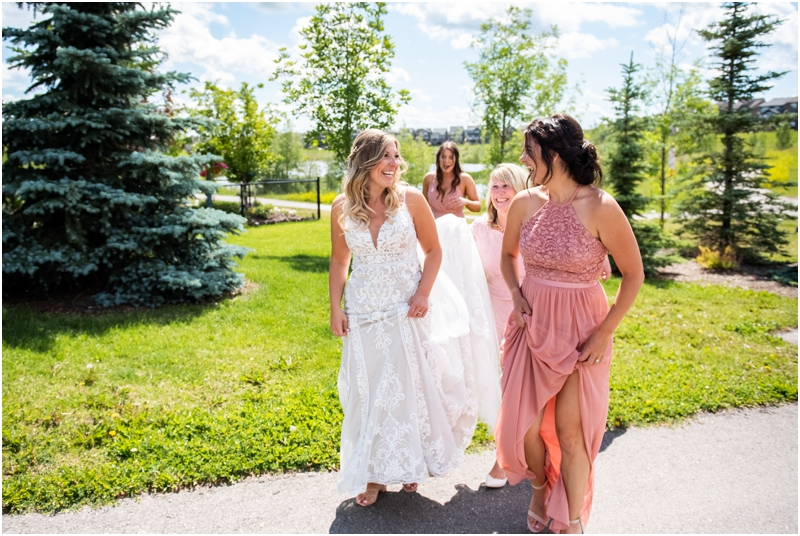 Bridal Getting Ready Photographers Calgary Ab