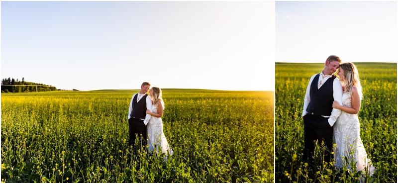 Calgary Ab Barn Wedding Photography