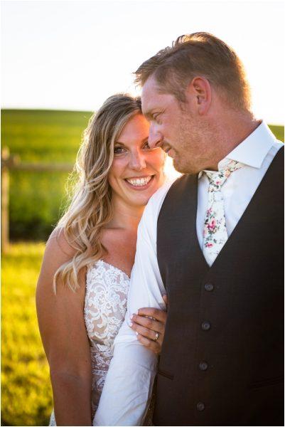 Calgary Alberta Barn Wedding Photographer