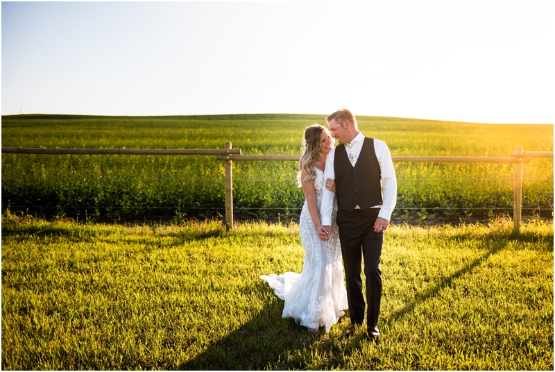 Calgary Alberta Barn Wedding Photographers