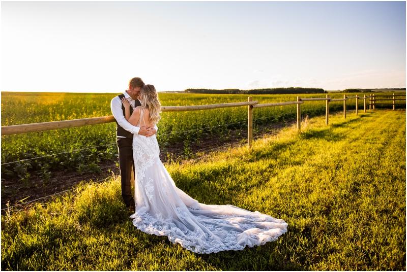 Calgary Alberta Barn Wedding Photography