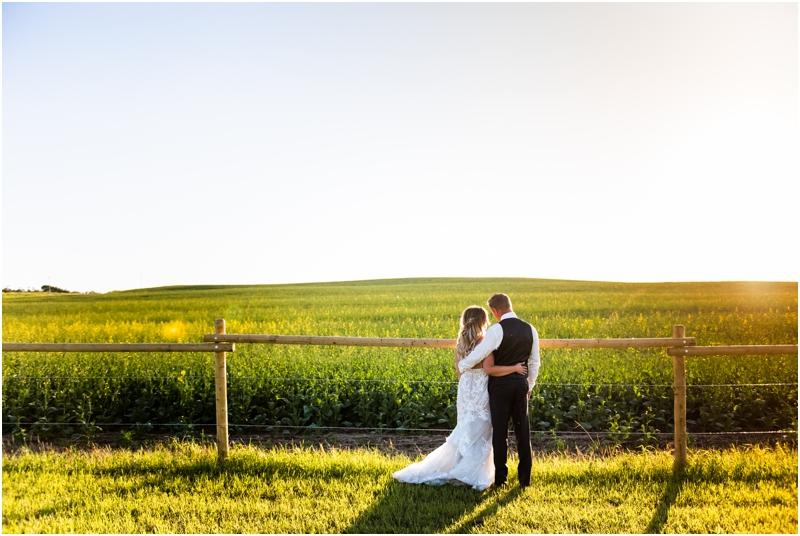 Calgary Barn Wedding Photographer