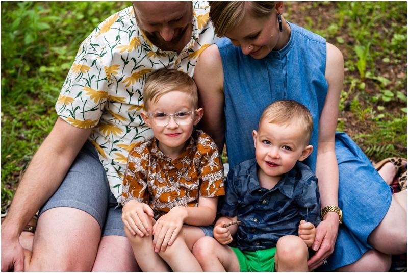 Family Photos Kananaskis Alberta