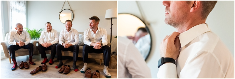 Groom Prep Wedding Photographers Calgary