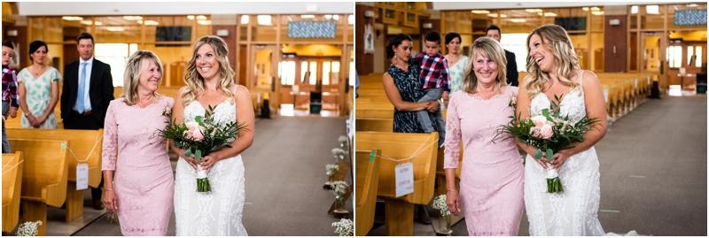 St Albert the Great Parish Calgary- Calgary Wedding Ceremony