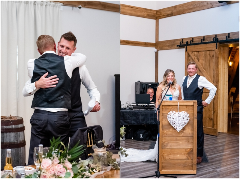 The Heritage Centre Cremona Wedding Reception Photography