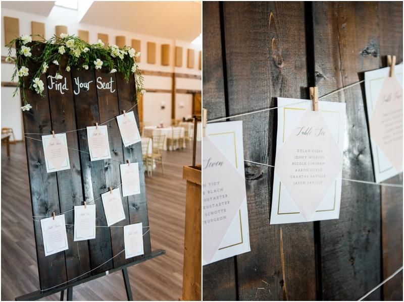 The Heritage Centre in Cremona Wedding Reception