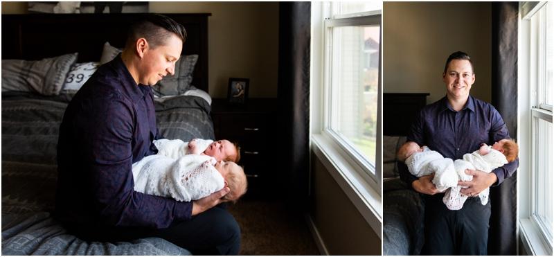 Airdrie Lifestyle Newborn Photographers
