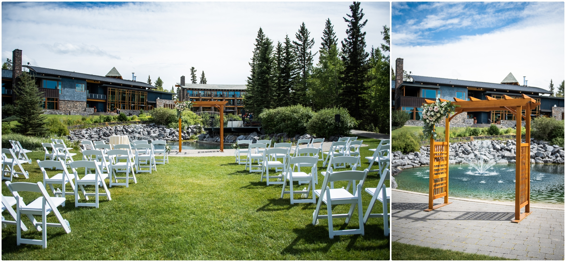 Azuridge Estate Hotel Wedding - Wedding Ceremony Photo