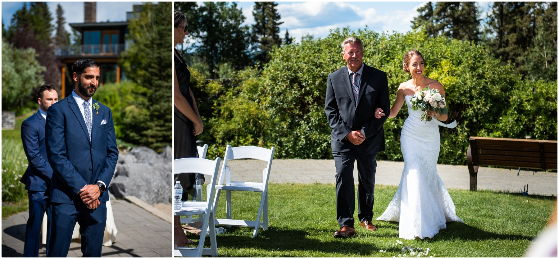 Azuridge Estate Hotel Wedding - Wedding Ceremony Photography