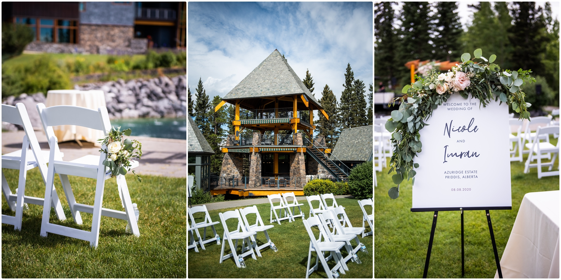 Azuridge Estate Hotel Wedding - Wedding Ceremony Photos