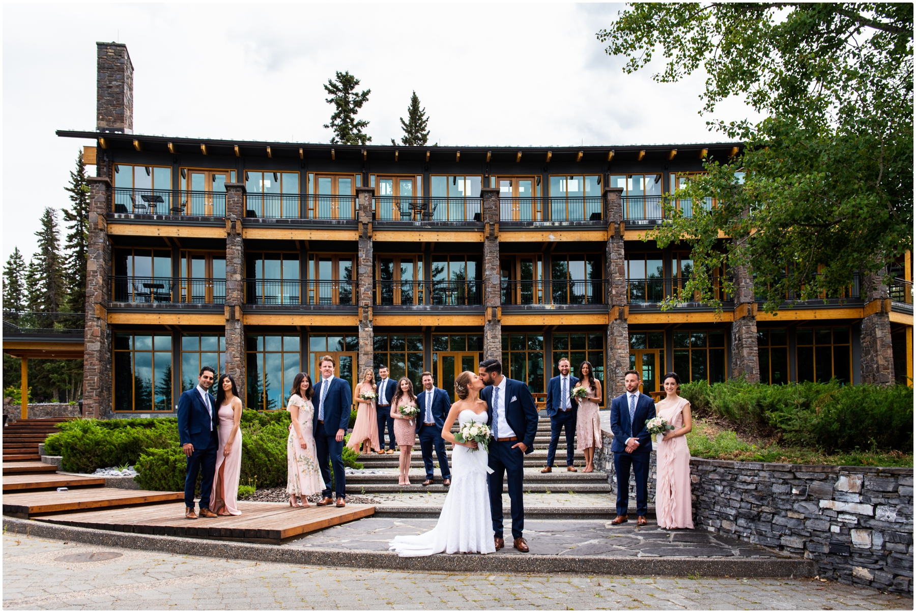 Azuridge Estate Hotel Wedding - Wedding Party Photography
