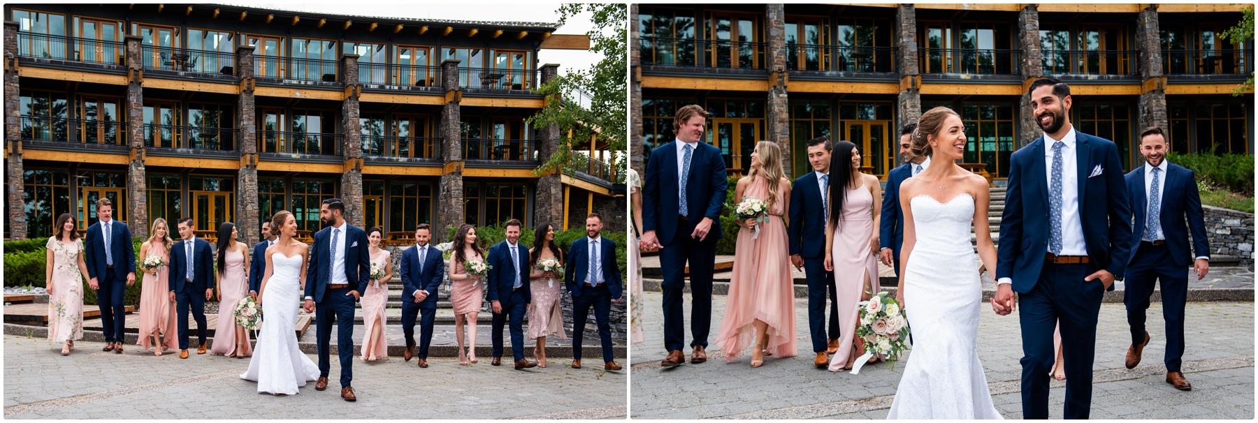 Azuridge Estate Hotel Wedding - Wedding Party Photos