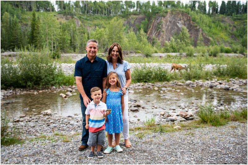 Bragg Creek Park Family Photographers