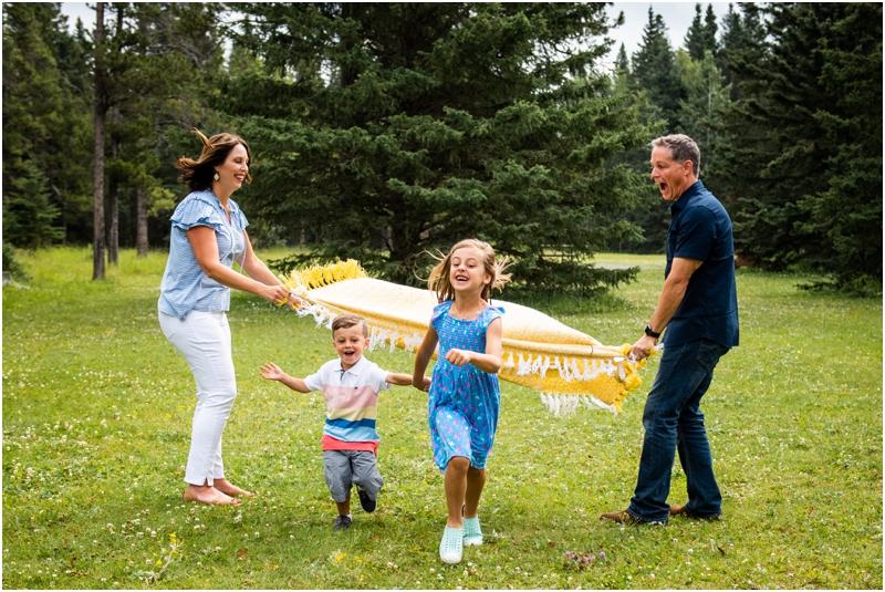Calgary Family Photographers - Bragg Creek Provincial Park