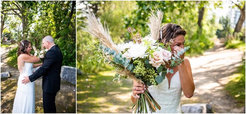 Calgary Prince's Island Park Wedding Photography