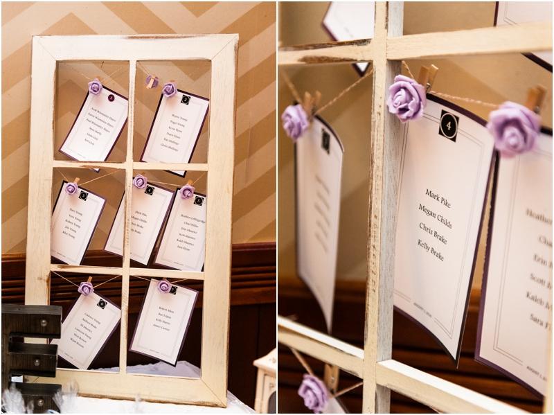 Calgary Sheraton Eau Claire Wedding Reception