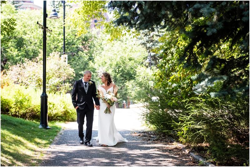 Calgary Wedding Photographers - Sheraton Eau Claire