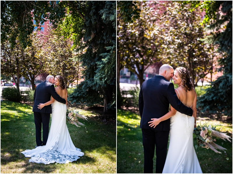 Calgary Wedding Photography - Calgary Sheraton Eau Claire