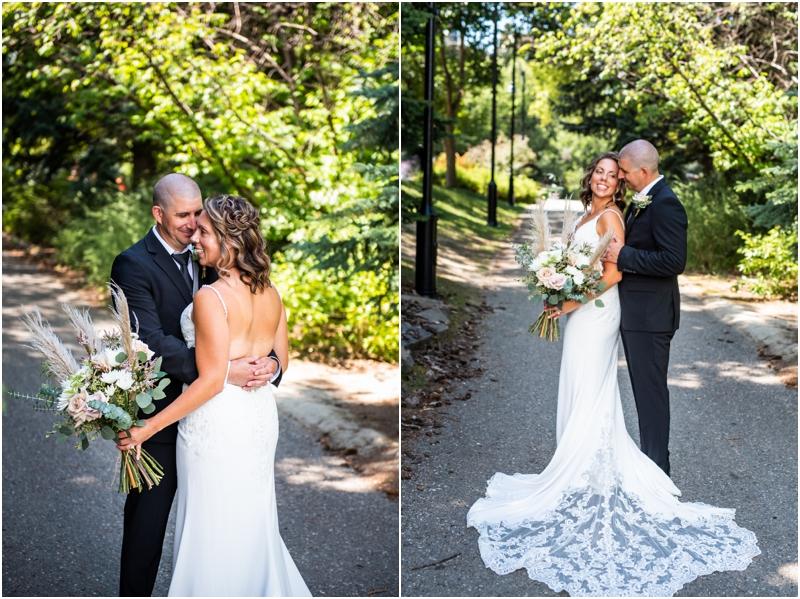 Calgary Wedding Photography - Sheraton Eau Claire
