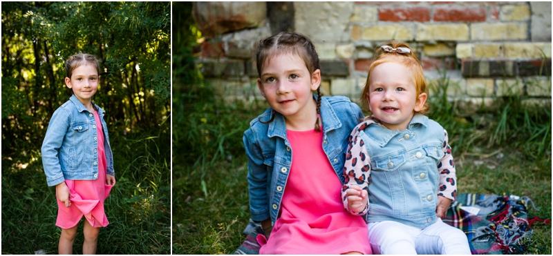 Cochrane Summer Family Photographer