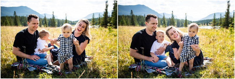 Kananaskis Family Photographer - Middle Lake