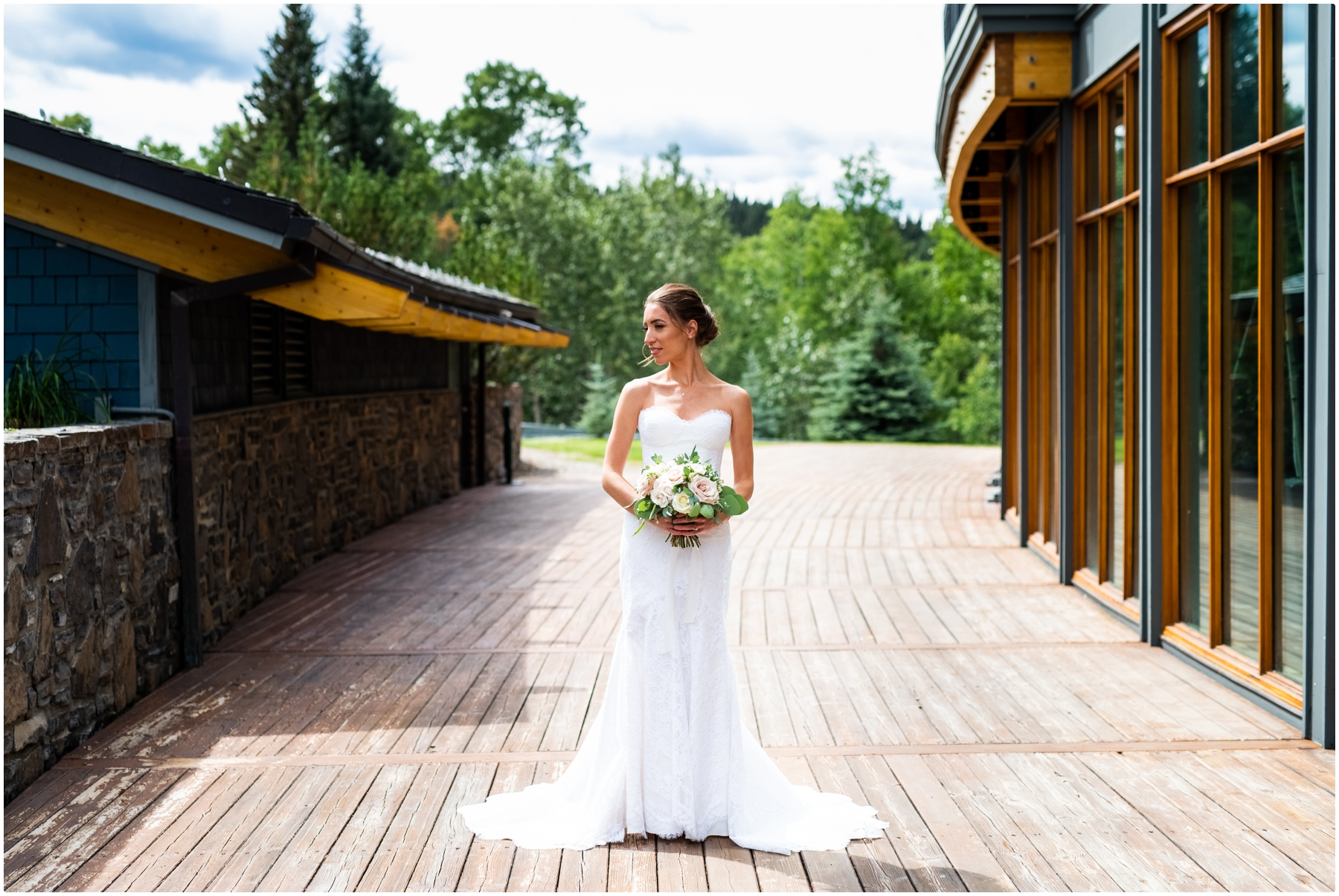 Priddis Azuridge Estate Hotel Wedding - Bridal Portrait