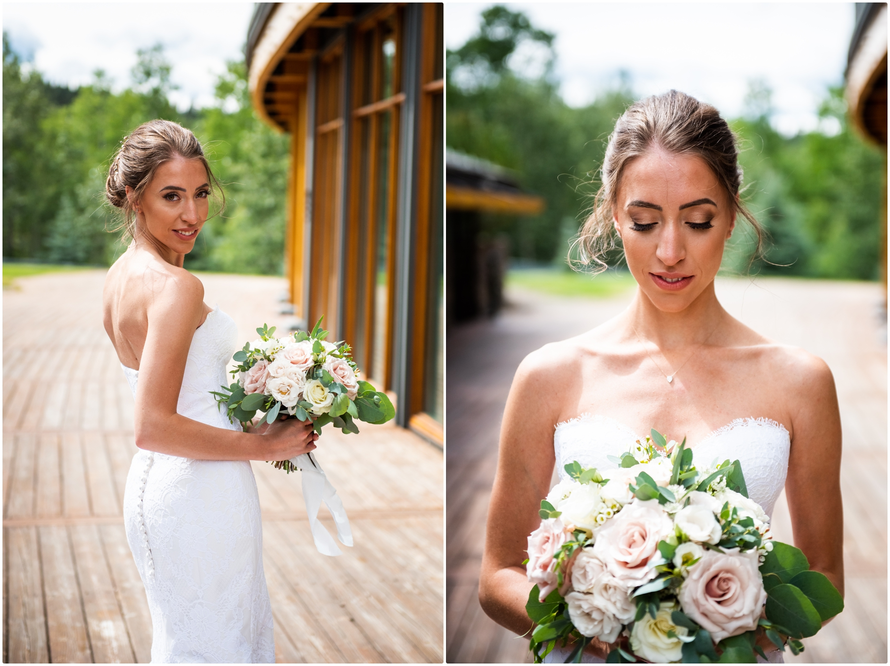 Priddis Azuridge Estate Hotel Wedding - Bridal Portraits