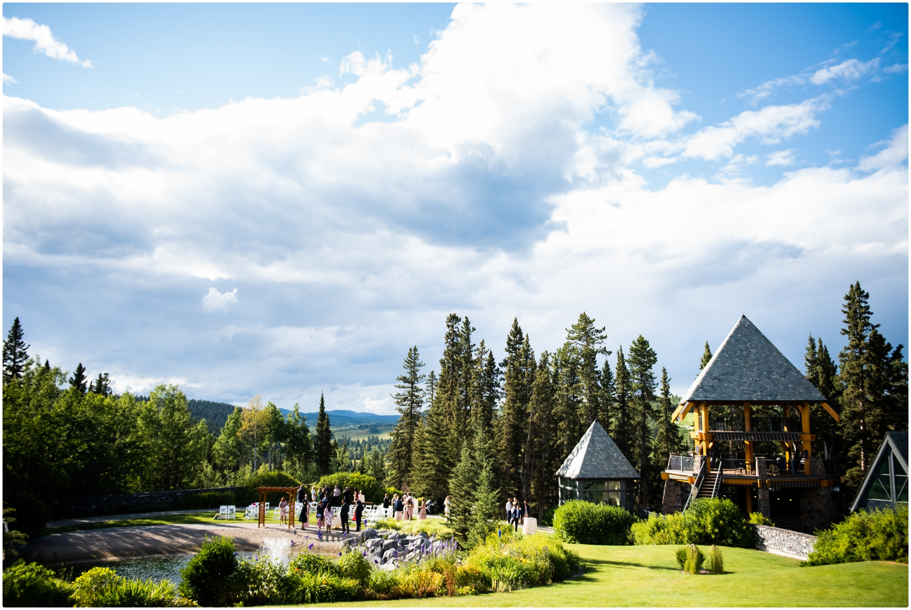 Priddis Azuridge Estate Hotel Wedding Day