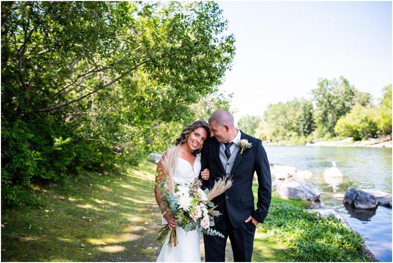 Prince's Island Park Wedding Photographer Calgary