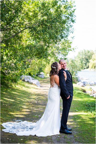 Prince's Island Park Wedding Photographers Calgary