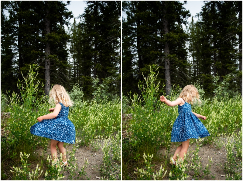 Redwood Meadows Family Photographers