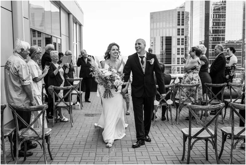 Sheraton Eau Claire Wedding Ceremony Calgary