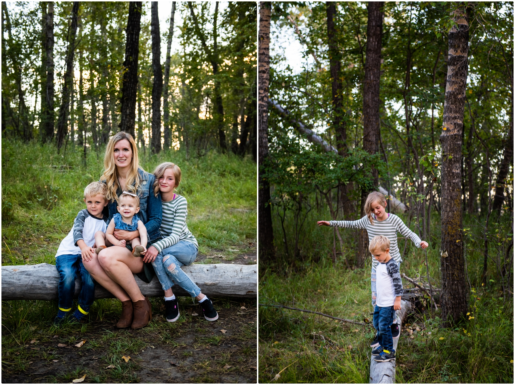 Calgary Carburn Park Family Photographer