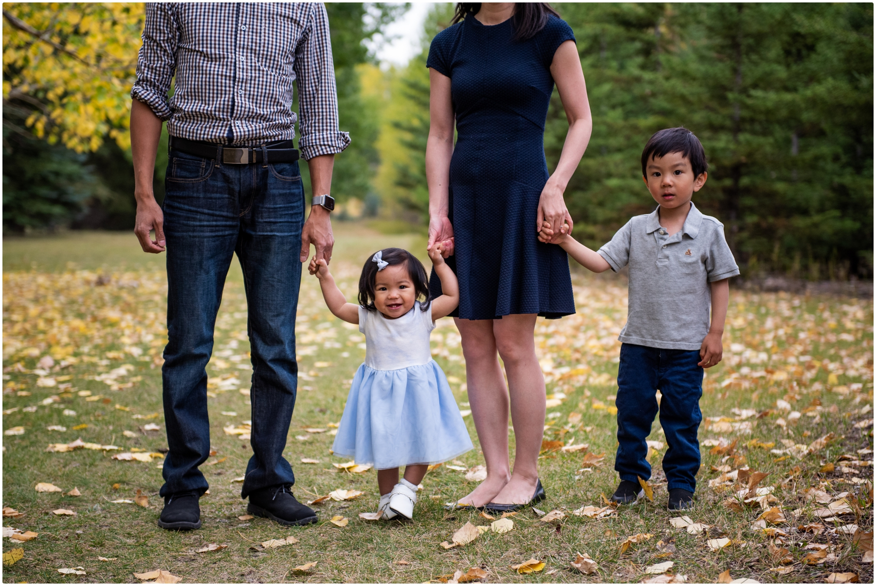 Calgary Fall Family Photographer