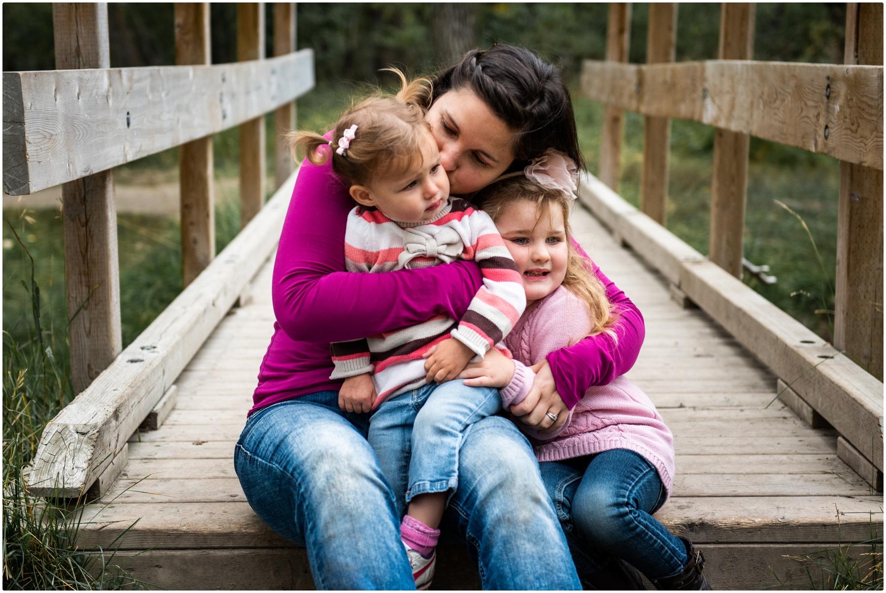 Calgary Fall Family Photographer