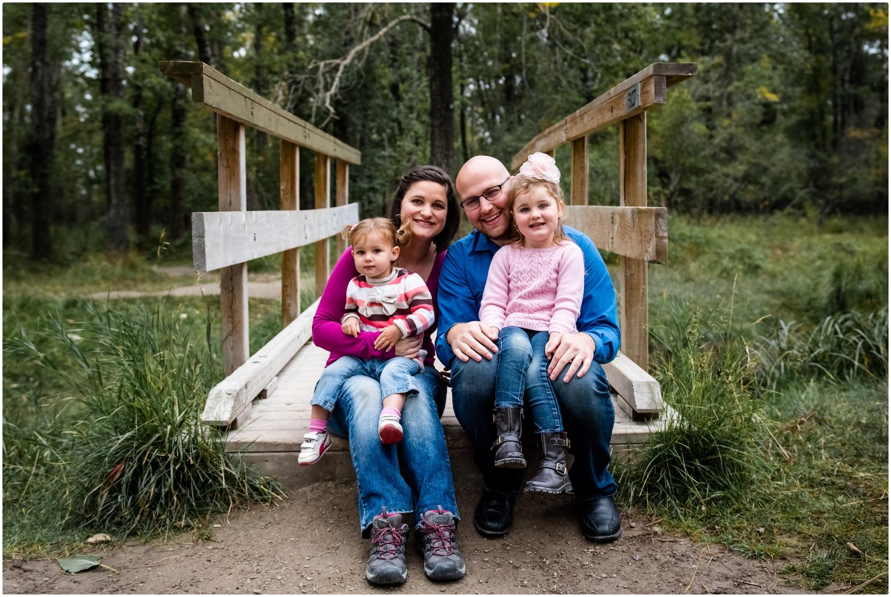 Calgary Fall Family Photographers