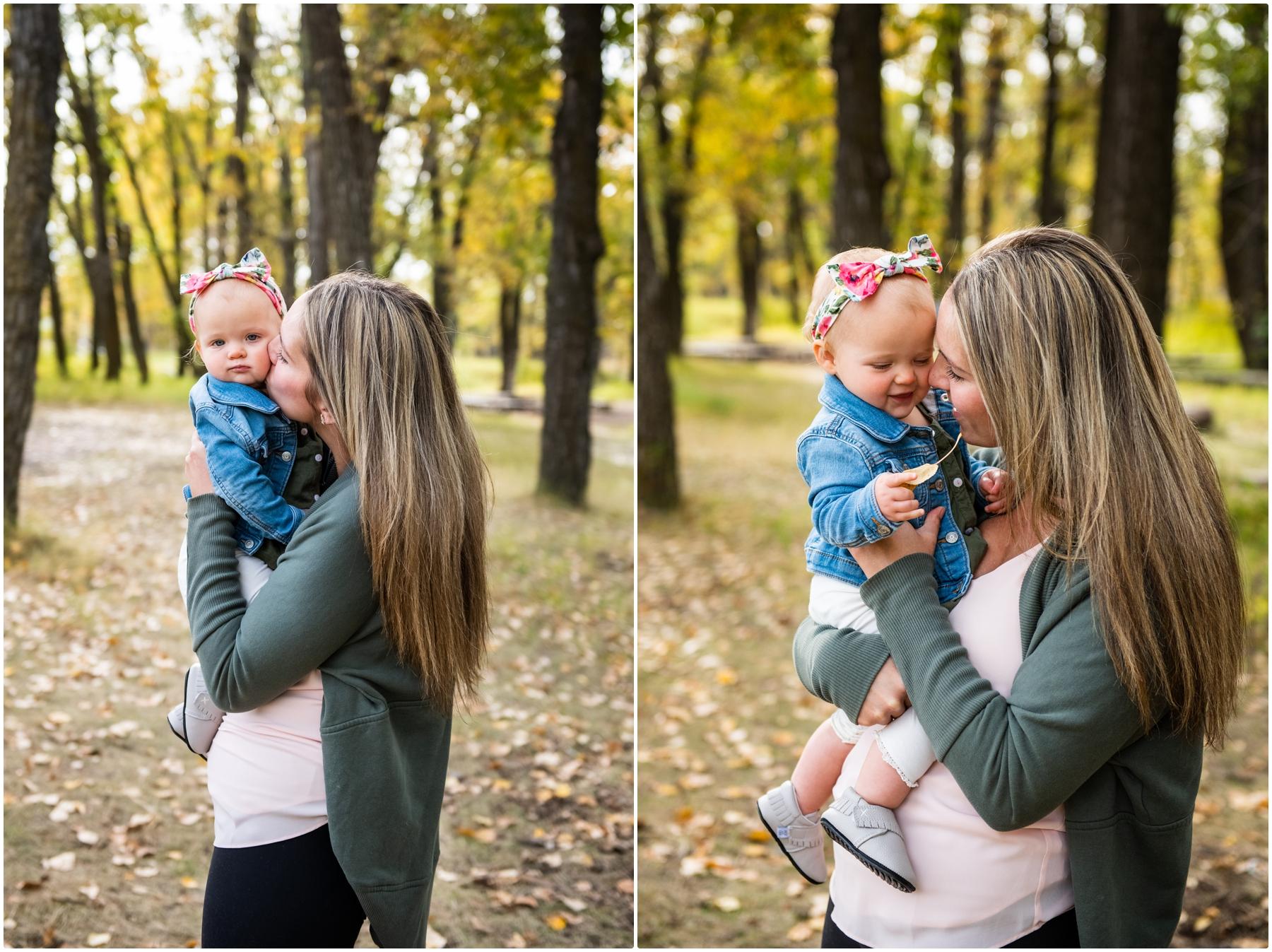 Calgary Fall Family Photos