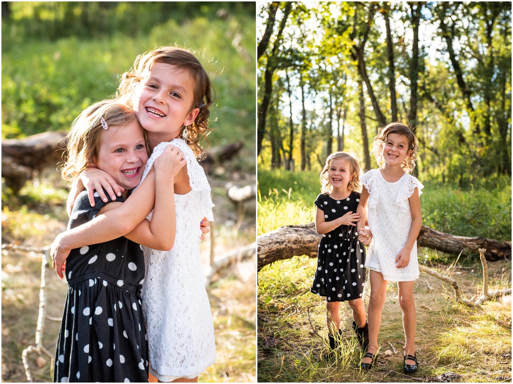Calgary Fishcreek Park Fall Family Photographers