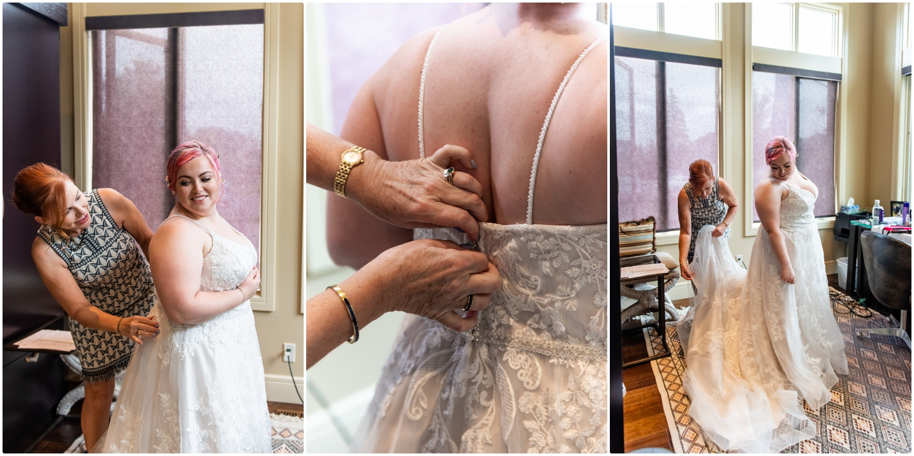 Calgary Intimate Wedding Photographer