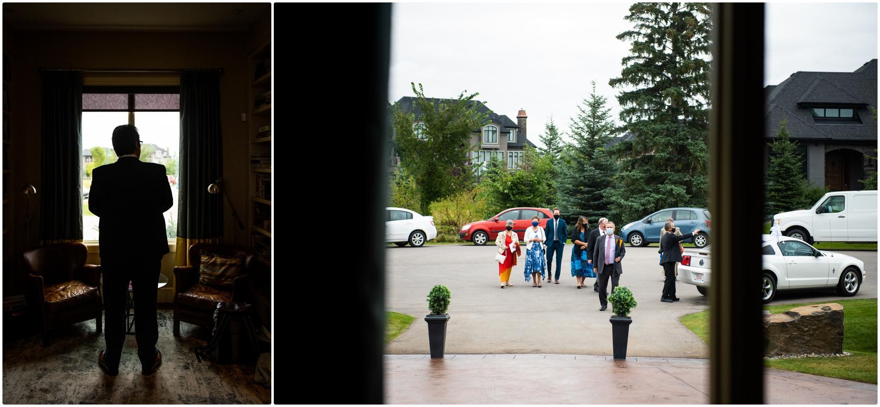 Calgary Intimate Wedding Photos