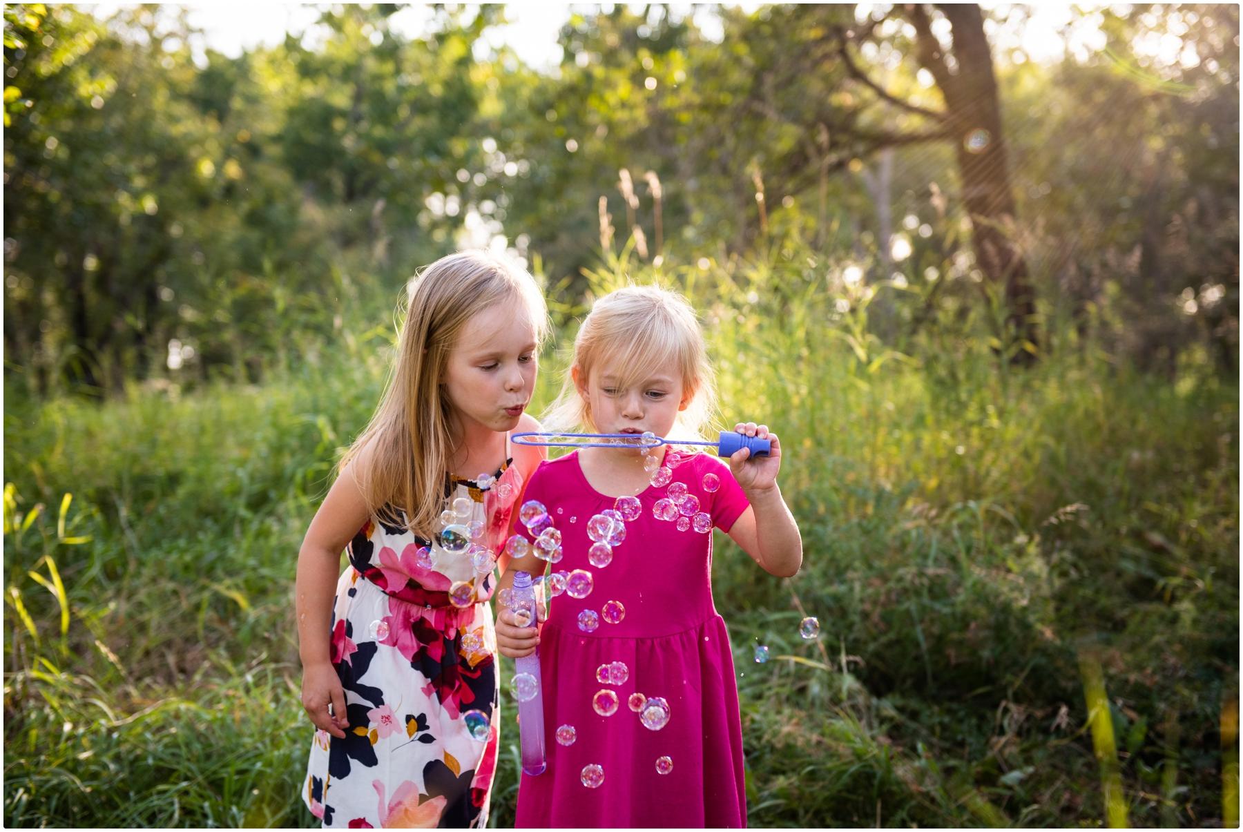 Calgary Pearce Estate Park Family Photos