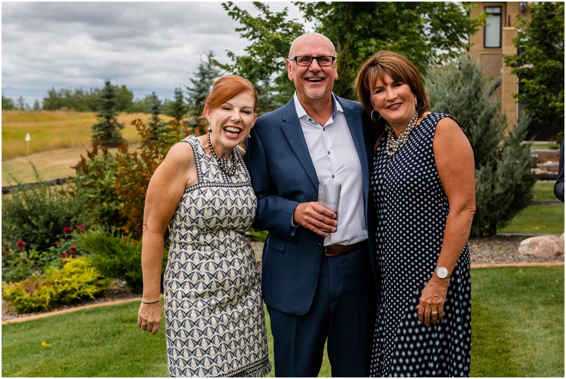 Calgary Wedding Photographer - Garden Party Wedding