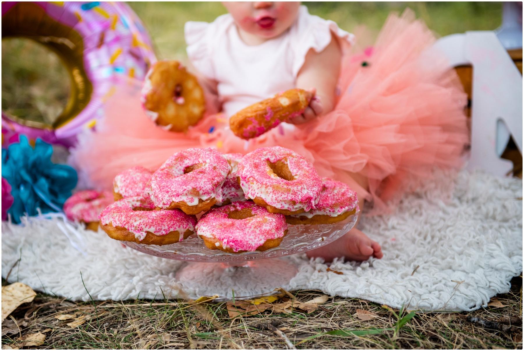Doughnut Smash 1st Birthday