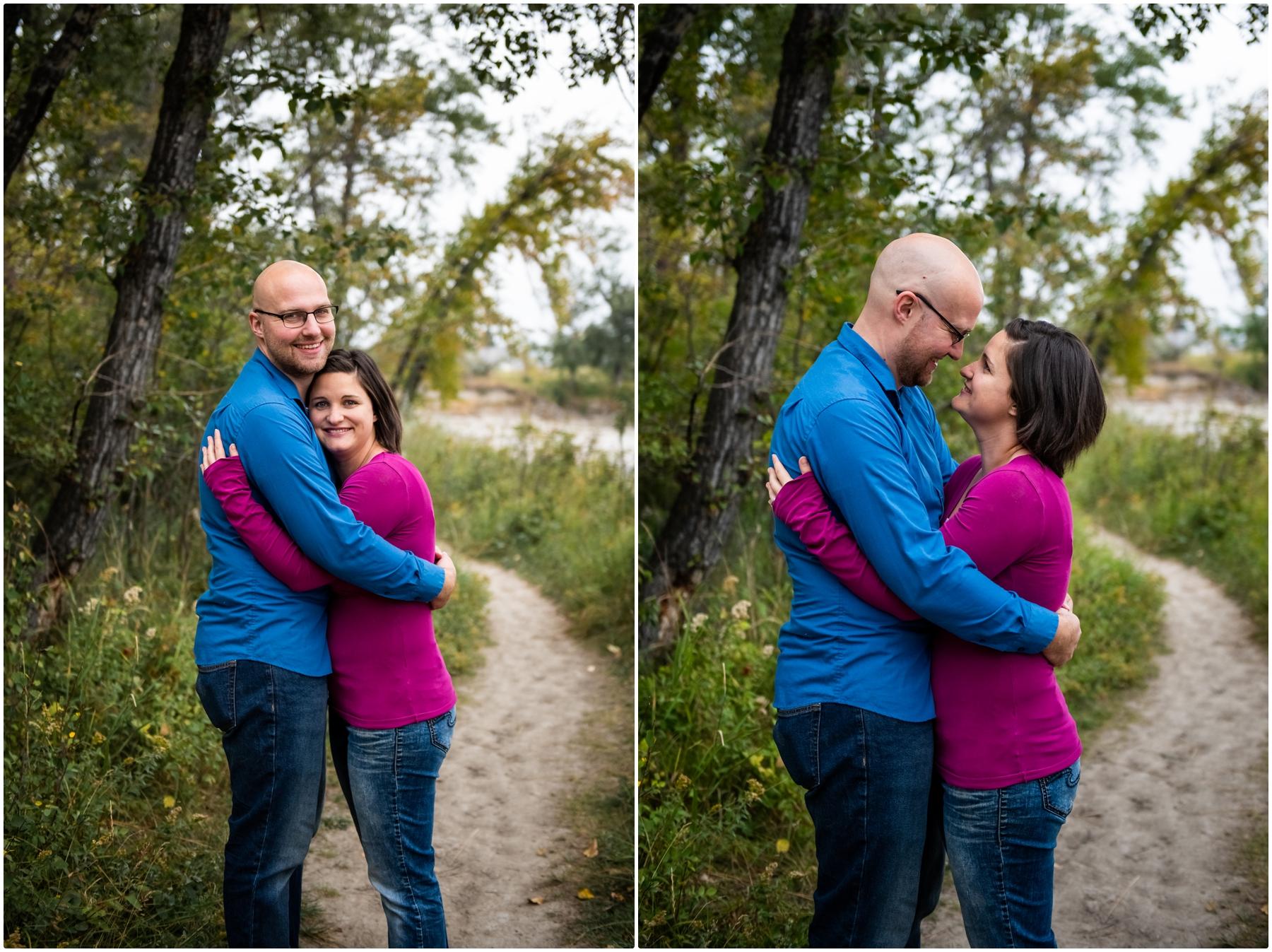 Fall Family Photographers Calgary
