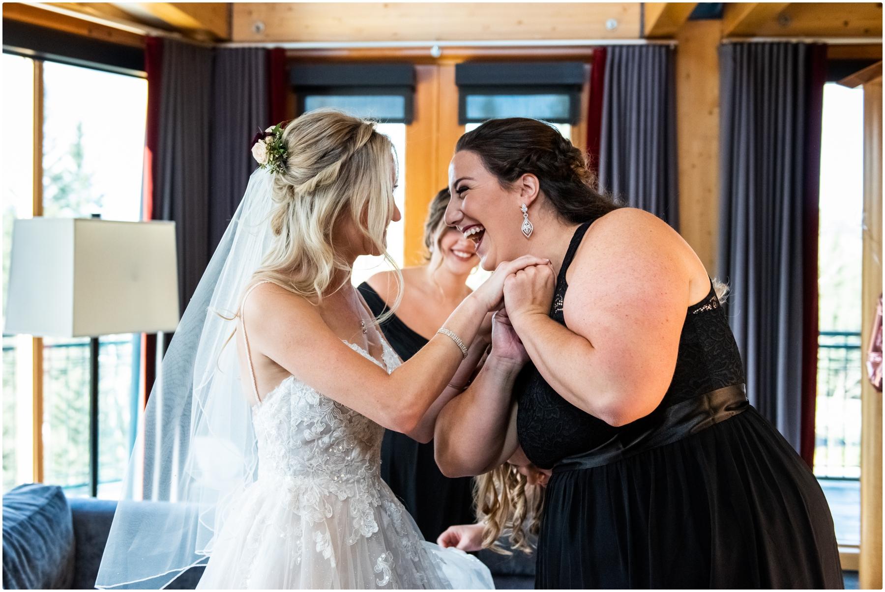 Autumn Azuridge Estate Hotel Bridal Prep Photographers
